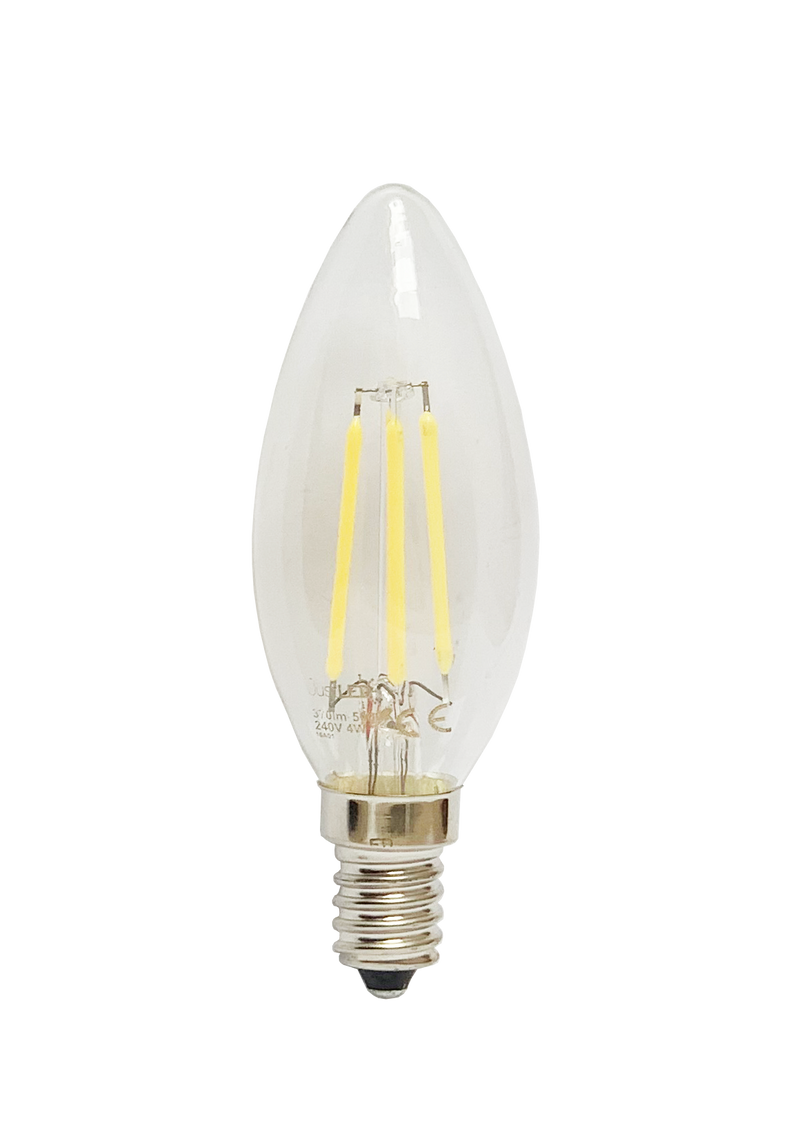 JustLED – LED Candle Lamp Bulb [Energy Class A++]