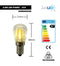 JustLED – LED 2.6W PYGMY LED Filament Lamp – E14