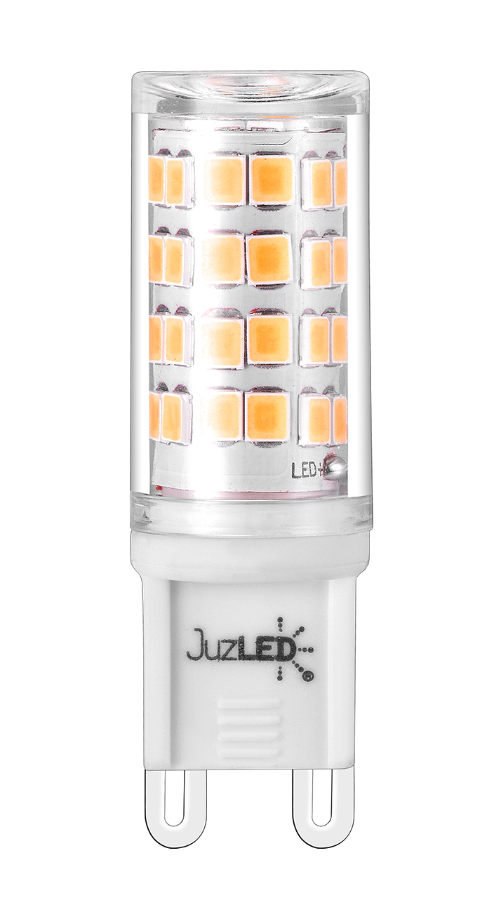 JustLED - Universal Voltage MegBright 3W G9 Bulb