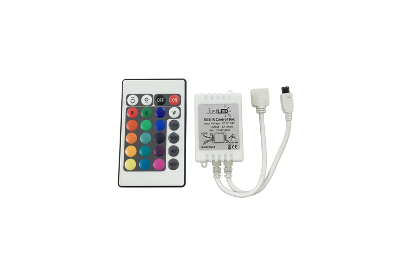 IR Multi-function Controller for RGB Strip Light