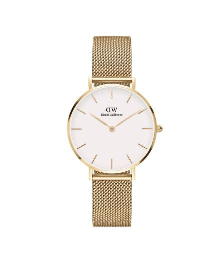 Daniel Wellington Evergold White