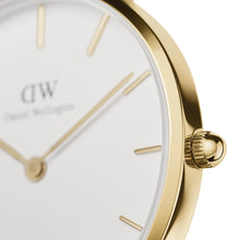 Laden Sie das Bild in den Galerie-Viewer, Daniel Wellington Evergold White