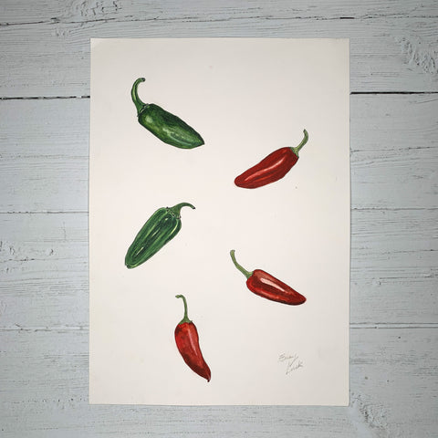 Jalapeños - Original (1 of 1)