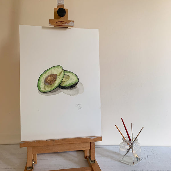 Avocado - Original (1 of 1), £175