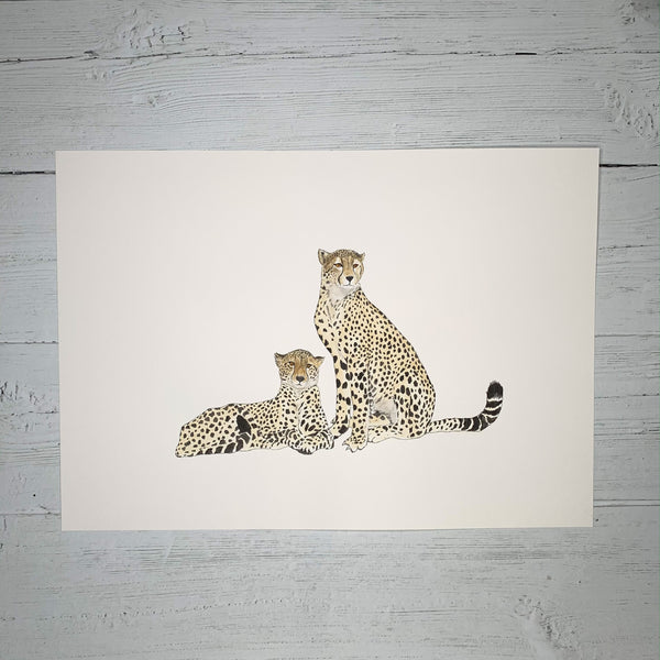 Cheetahs - Original (1 of 1)