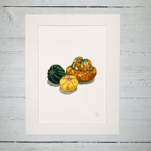 Gourds - Fine Art Print