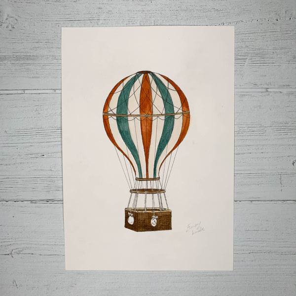 Hot Air Balloon - Original (1 of 1)