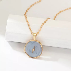 Jewelry, charming charm on gold filled chain