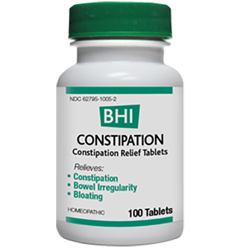 Constipation Relief (BHI)