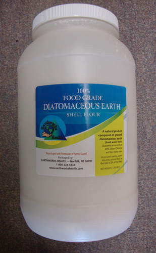 Food Grade Diatomaceous Earth