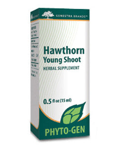 Hawthorn Young Shoot