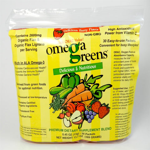 Omega Berry Greens