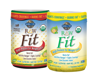 RAW Organic Fit® High Protein- Vanila
