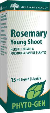 Rosemary Young Shoot- Phytogen