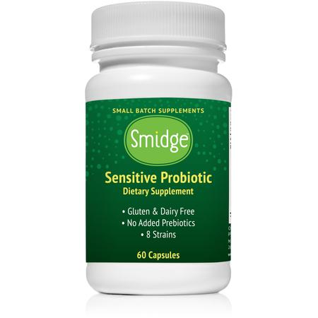 Smidge Sensitive Probiotic (Formerly GutPro Probiotic)