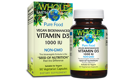 Vitamin D3 - Vegan Bioenhanced