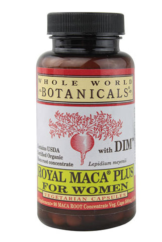Royal Maca Plus DIM