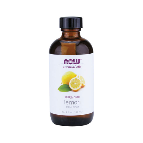 Lemon Essential Oil- NOW FOODS