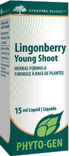 Lingonberry Young Shoot