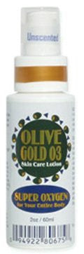 Olive Gold Skin Care Lotion