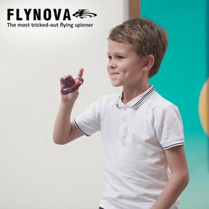 Flynova Mini Flying LED Spinner