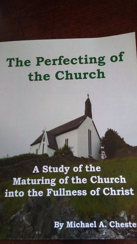 The perfecting of the church