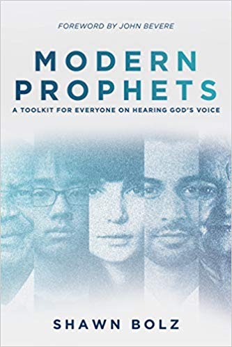 Modern Prophets: A Toolkit for Everyone on Hearing God's Voice - Mission Store