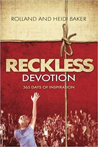 Reckless Devotional  365 Days of Inspiration - Mission Store