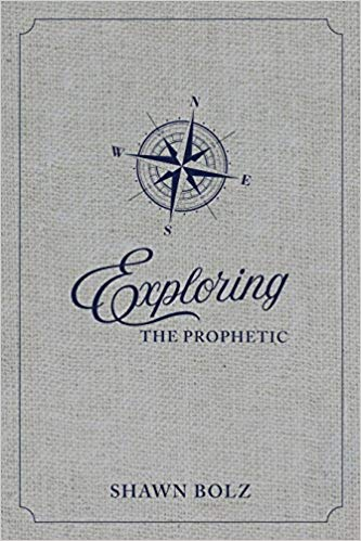 Exploring the Prophetic Devotional: A 90 Day Journey of Hearing God's Voice (Hardcover) - Mission Store