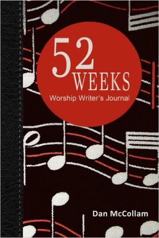 52 Weeks Worship Writer's Journal - Mission Store