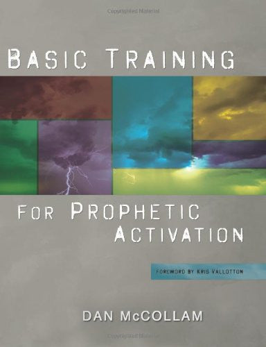 Basic Training for Prophetic Activation - Mission Store