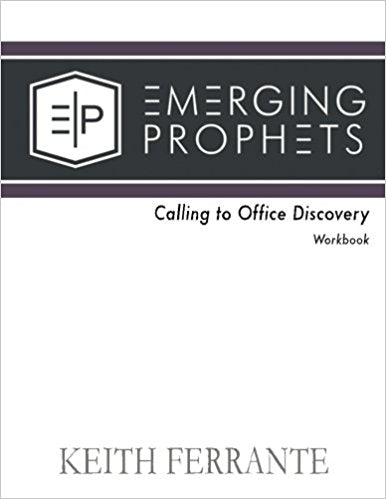 Emerging Prophets: Calling to office Discovery Workbook - Mission Store