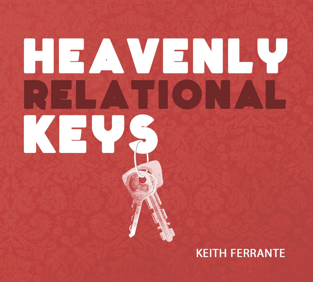 Heavenly Relational Keys - Mission Store