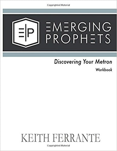 Emerging Prophets: Discovering your Metron - Mission Store