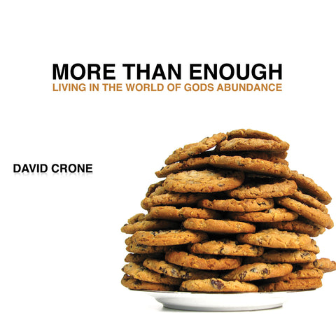 More than Enough David Crone