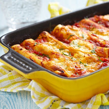 Load image into Gallery viewer, Pumpkin, Spinach & Ricotta Cannelloni (Approx 1kg - 2 Serves)
