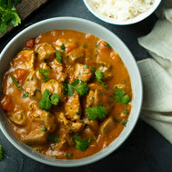 Chicken, Vegetable & Coconut Curry (600g - 2 Serves)