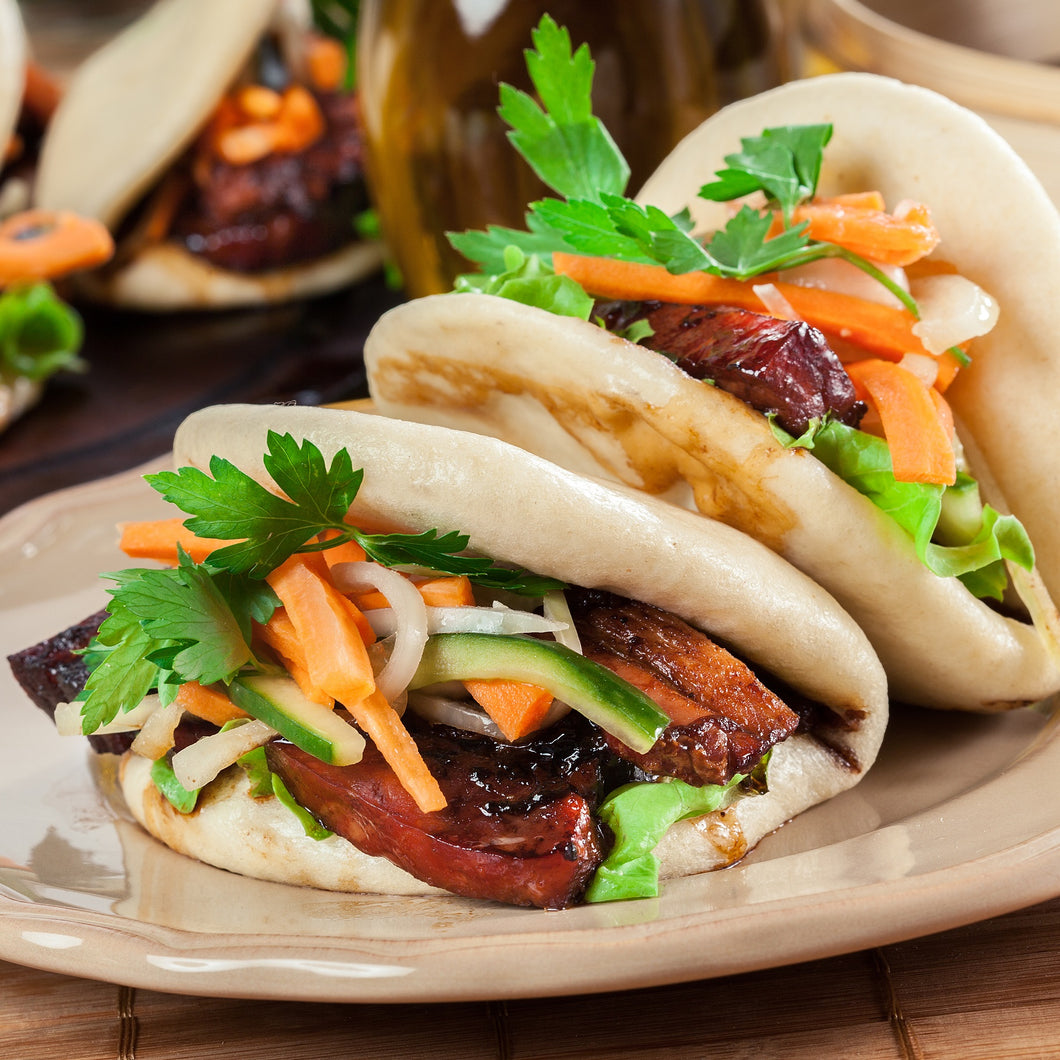 BBQ Pork Bao Buns - Family Size (15pcs)