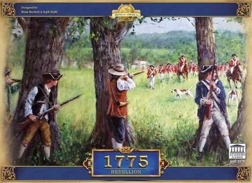 Board Games Academy Games 1775: Rebellion