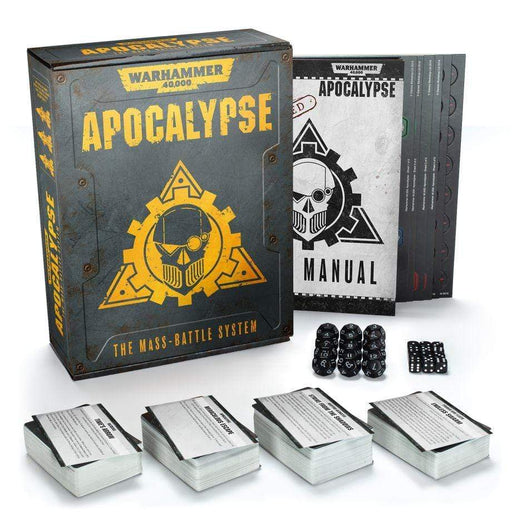 Miniatures Games Games Workshop 40K Apocalypse