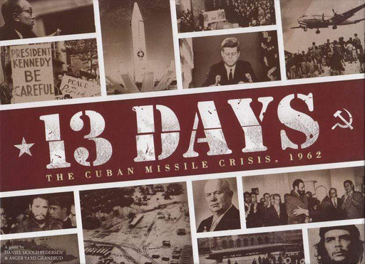 Board Games Ultra Pro 13 Days: The Cuban Missile Crisis