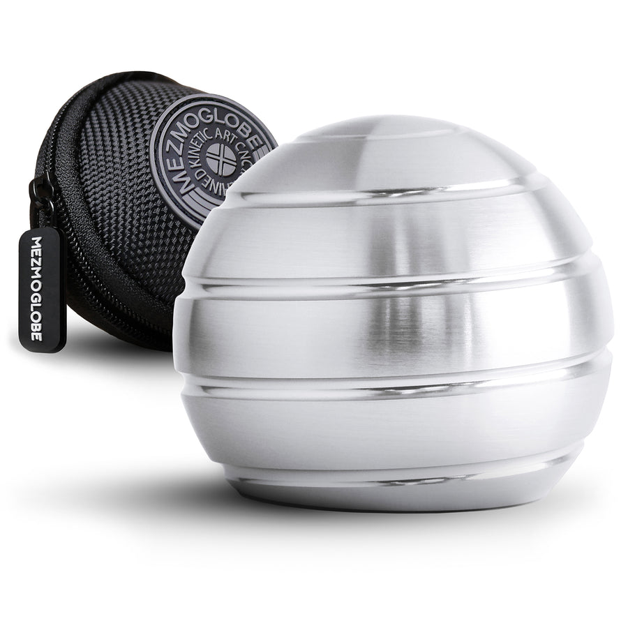 MEZMOGLOBE Silver Tone (In Stock US & EU)