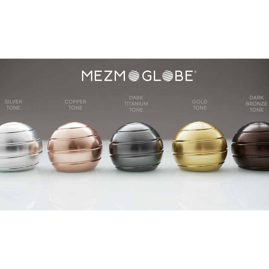 MEZMOGLOBE Dark Titanium Tone (In Stock US & EU)