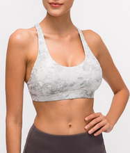 Load image into Gallery viewer, Vital Sports Bra - Marble