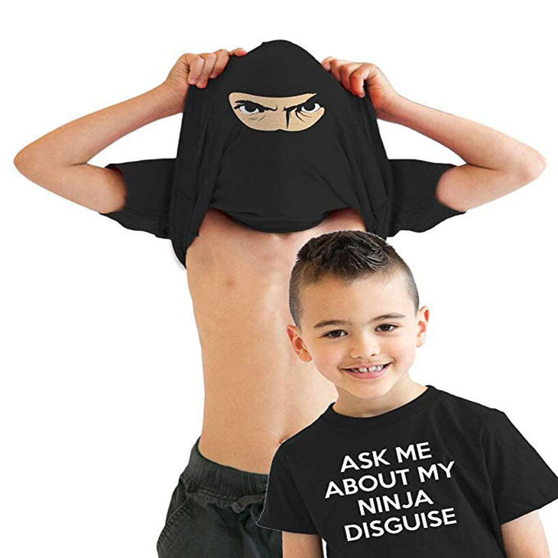😂Happy Express-Ninja Disguise T-shirt