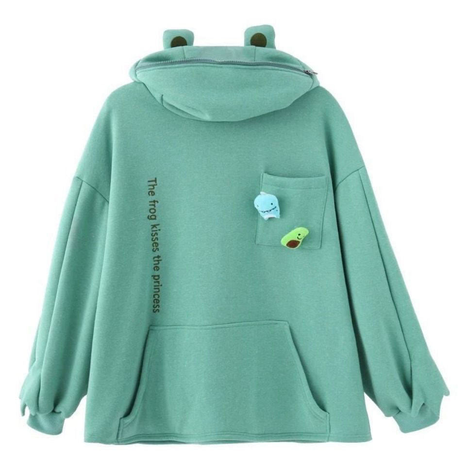 Christmas Pre-Sale--Frog Sweater