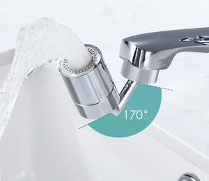 Super water saving 360 degrees rotate kitchen tap