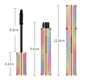 Naturally long curling non-smudge starry mascara