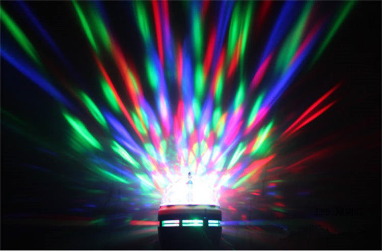 Party lights mini disco ball