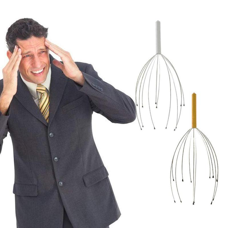 (Free Shipping 45% OFF)Head massager-Suitable for all kinds of places